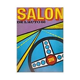 N° Salon Europe Auto 1968