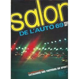 N° Salon Europe Auto 1969