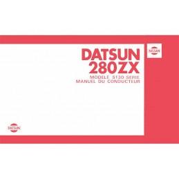 Notice d' Entretien  280 Z