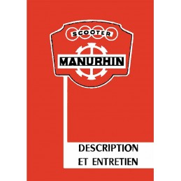 Notice Entretien Manurhin