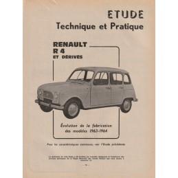 Revue Technique  1964
