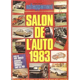 N° Salon Echappement  1983