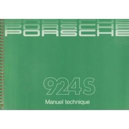 Notice Entretien 924 1985