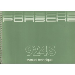 Notice Entretien 924 1986
