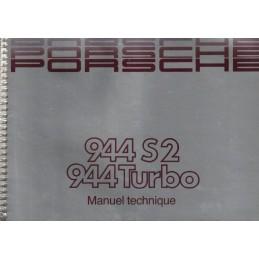 Notice Entretien 944 1989