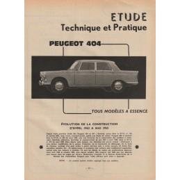 Revue Technique 1966
