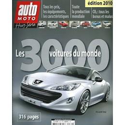 Les 3000 Voitures Du Monde 2010