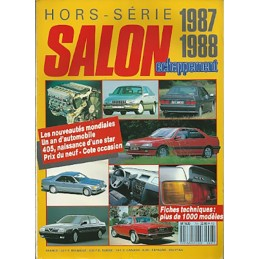 N° Salon Echappement  1987