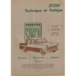 Revue Technique Vedette 1958