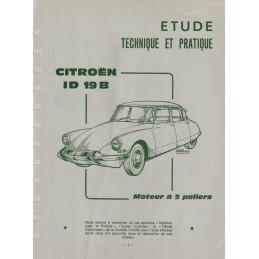 Revue Technique ID 19 B 1967