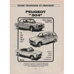 Revue Technique 304 1977