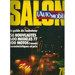 N° Salon Automobile 1976