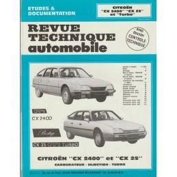 Revue Technique CX 2400 GTi