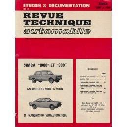 Revue Technique 1968