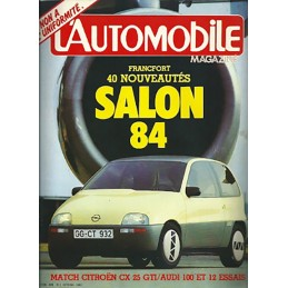N° Salon Automobile 1983