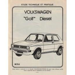 Revue Technique Diesel  1979