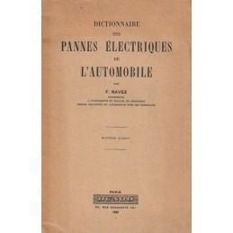 Pannes Electriques Automobile