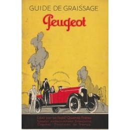 Guide de Graissage
