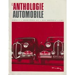 L'Anthologie Automobile N° 15