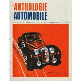 L'Anthologie Automobile N° 16
