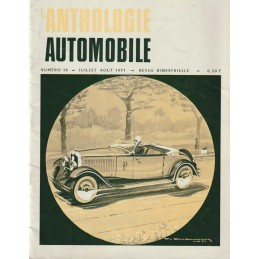 L'Anthologie Automobile N° 18