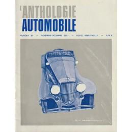 L'Anthologie Automobile N° 20