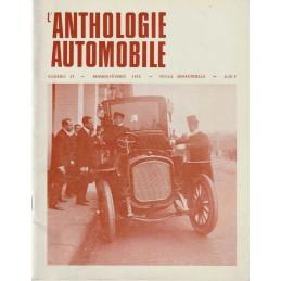 L'Anthologie Automobile N° 21