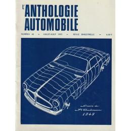 L'Anthologie Automobile N° 24