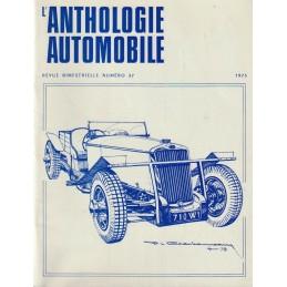 L'Anthologie Automobile N° 27