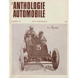 L'Anthologie Automobile N° 28