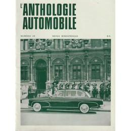 L'Anthologie Automobile N° 29