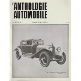 L'Anthologie Automobile N° 32