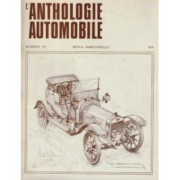 L'Anthologie Automobile N° 34