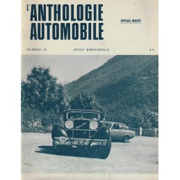 L'Anthologie Automobile N° 35