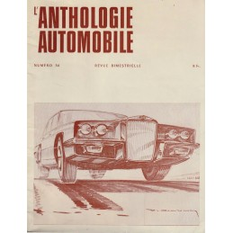 L'Anthologie Automobile N° 36