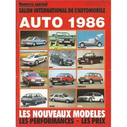 N° Salon Geneve 1986