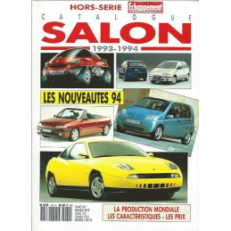 N° Salon Echappement  1994