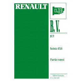 Manuel Reparation BV JC7