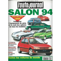 N° Salon Auto Journal 1994