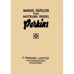 Manuel Atelier Moteur P6 P4 P3