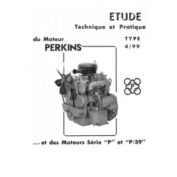 Revue Technique Moteur Serie P