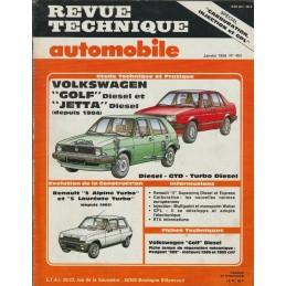 Revue Technique Diesel 1986