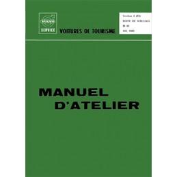 Manuel d Atelier BV  M 40