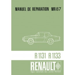 Manuel  Reparation  R 1131...