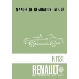 Manuel  Reparation  R 1131