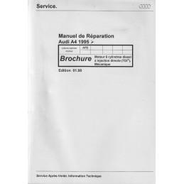 Manuel Reparation Moteur AFB