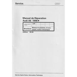 Manuel Reparation Moteur AJK