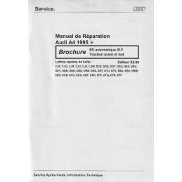 Manuel Reparation BV...