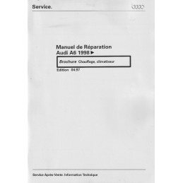 Manuel Reparation Chauffage...