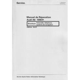 Manuel Reparation Autoradio...